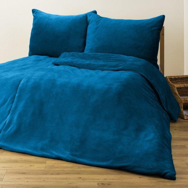 4Home obliečky mikroflanel modrá