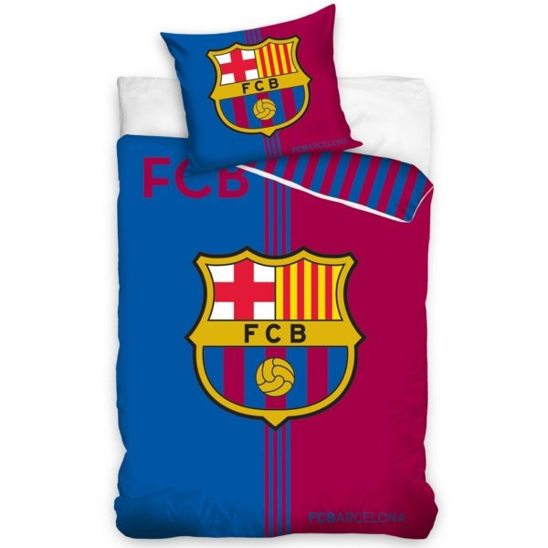 Bavlnené obliečky FC Barcelona Erb