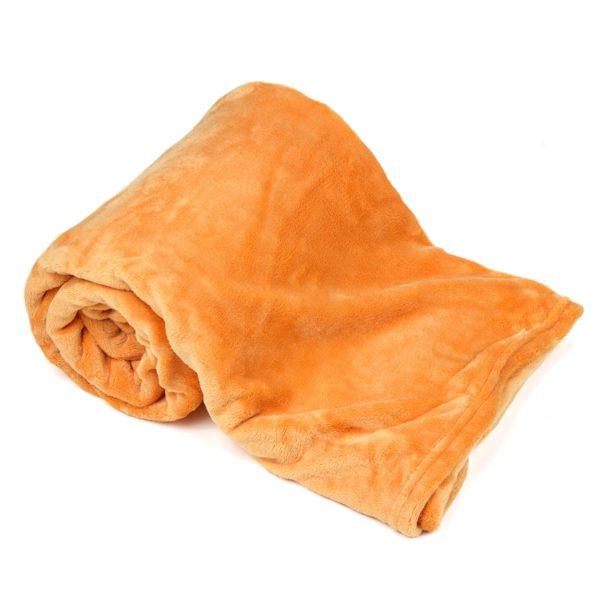 4Home Deka Soft Dreams oranžová