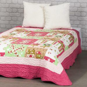 4Home Detský prehoz na posteľ Princess