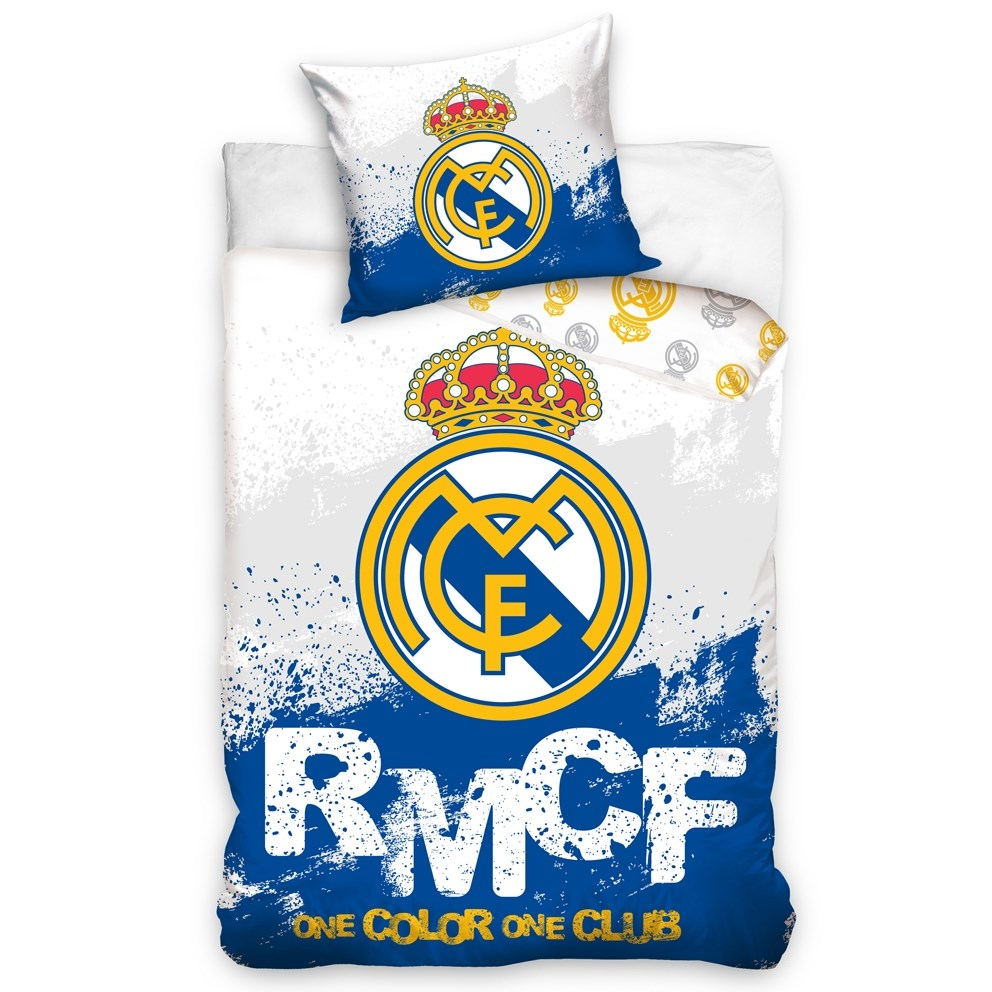 f2beccbb5 Bavlnené obliečky Real Madrid RMCF | Fiha.sk