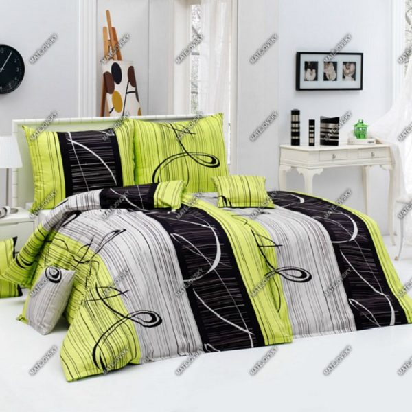 Matějovský bavlnené obliečky Eternity Green