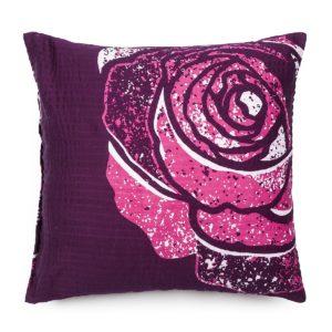 Obliečka na vankúš krepový satén Mary Rose pink