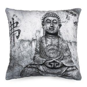 Obliečka na vankúšik Budha