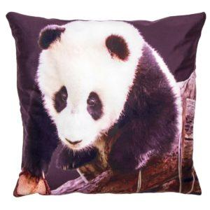 Obliečka na vankúšik Panda