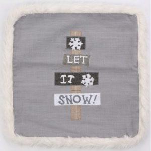 Obliečka na vankúšik Snow