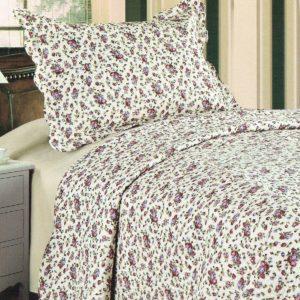 Prehoz na posteľ Flowers