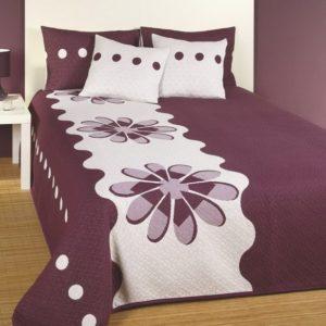 Prikrývka na posteľ Aprila
