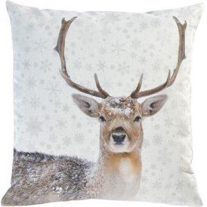 Sander Dekoračný vankúšik Snow deer
