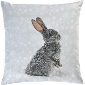 Sander Dekoračný vankúšik Snow rabbit