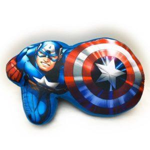 Tvarovaný vankúšik Avengers