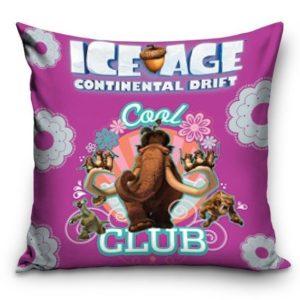 Vankúšik Doba Ľadová Cool Club