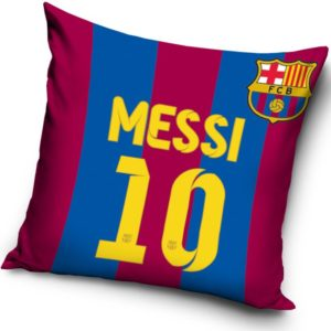 Vankúšik FC Barcelona Messi
