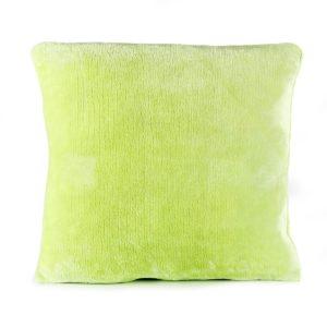 Vankúšik Mikroplyš zelená