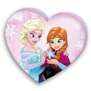 Vankúšik Srdce Ľadové kráľovstvo Frozen