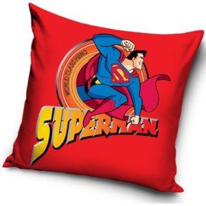 Vankúšik Superman red