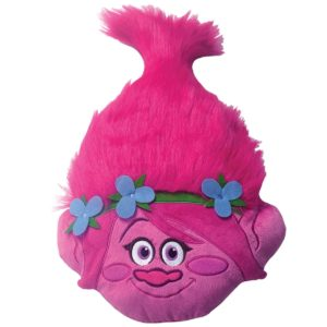 Vankúšik Trolls Poppy Head 3D