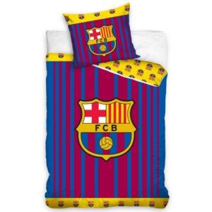 Bavlnené obliečky FC Barcelona Vertical