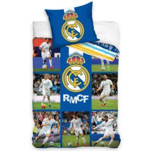 Bavlnené obliečky Real Madrid Mozaika