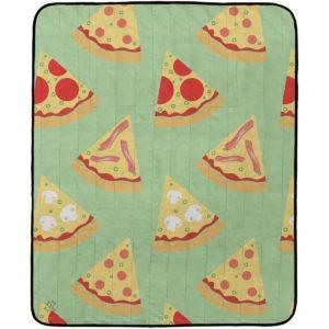 Butter Kings Kempingová deka Tasty pizza