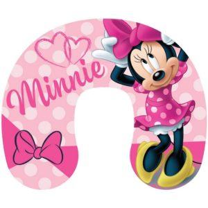 Cestovný vankúšik Minnie pink