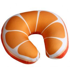 Cestovný vankúšik Pomaranč