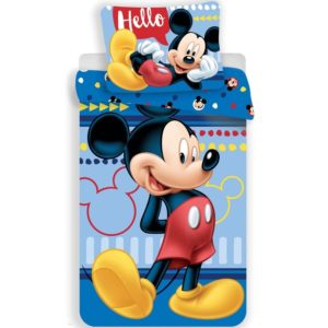 Detské bavlnené obliečky Mickey 004