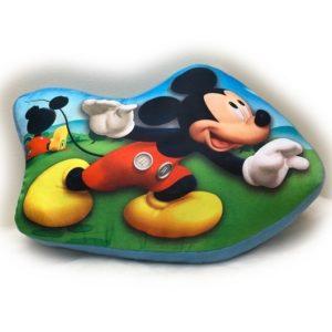 Tvarovaný vankúšik Mickey Mouse