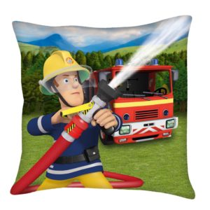 Vankúšik Požiarnik Sam