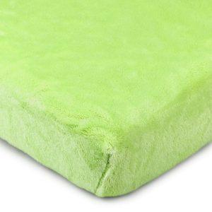 4Home prestieradlo mikroflanel zelená