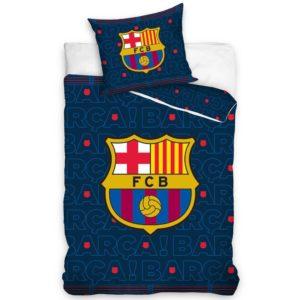 Bavlnené obliečky FC Barcelona Barca