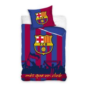 Bavlnené obliečky FC Barcelona mes que un club