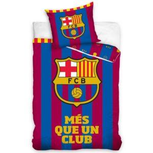 Bavlnené obliečky FC Barcelona Viac než len klub