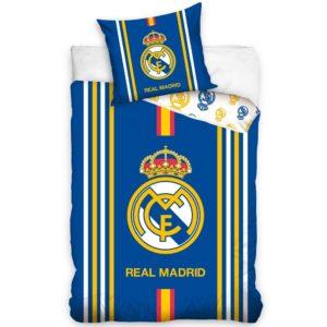 Bavlnené obliečky Real Madrid Centro Amarillo