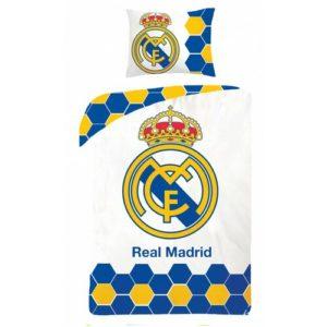 8fccd3032 Halantex Bavlnené obliečky Real Madrid 5013, 140 x 200 cm, 70 x 90 cm