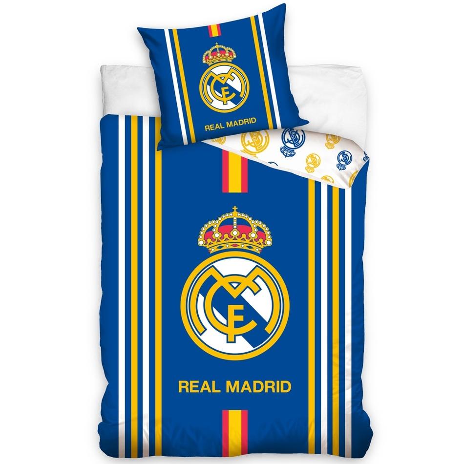 d15005fbe CarboTex Bavlnené obliečky Real Madrid Centro Amarillo, 140 x 200 cm ...