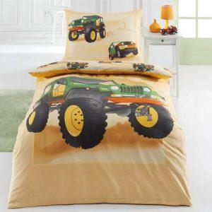 Matějovský Bavlnené obliečky Jeep