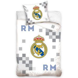 Bavlnené obliečky Real Madrid Dados Grey