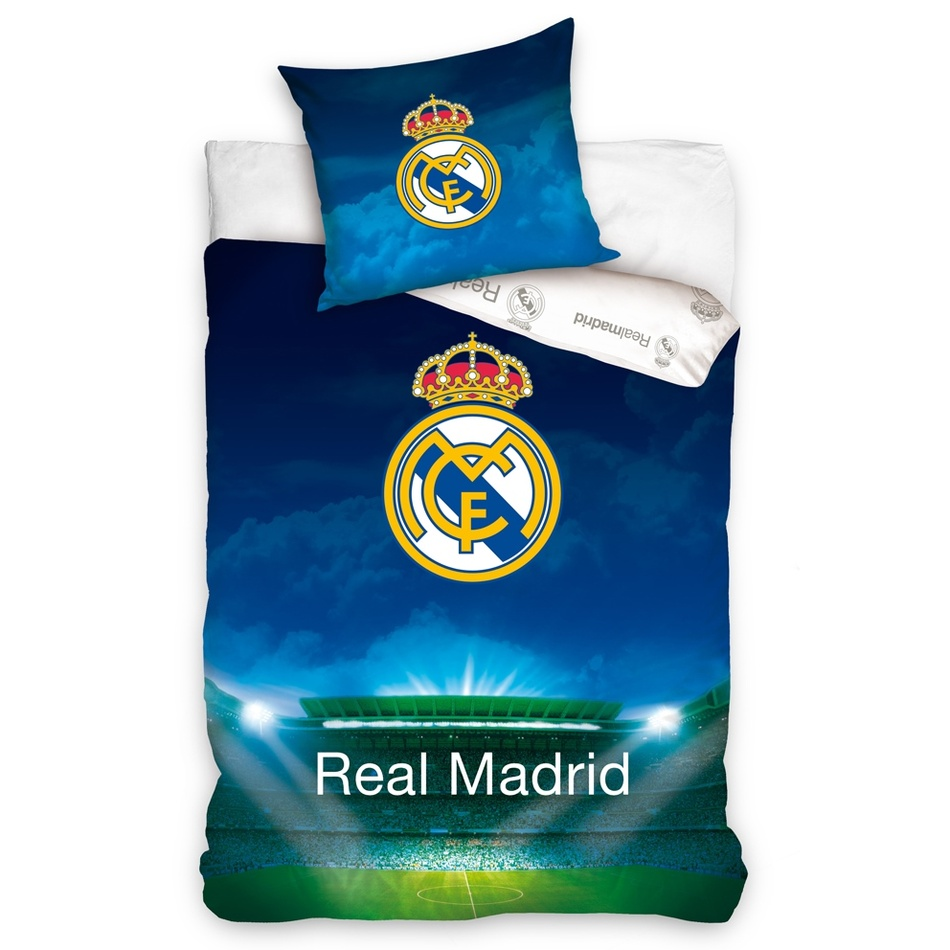 Bavlnené obliečky Real Madrid Stadion