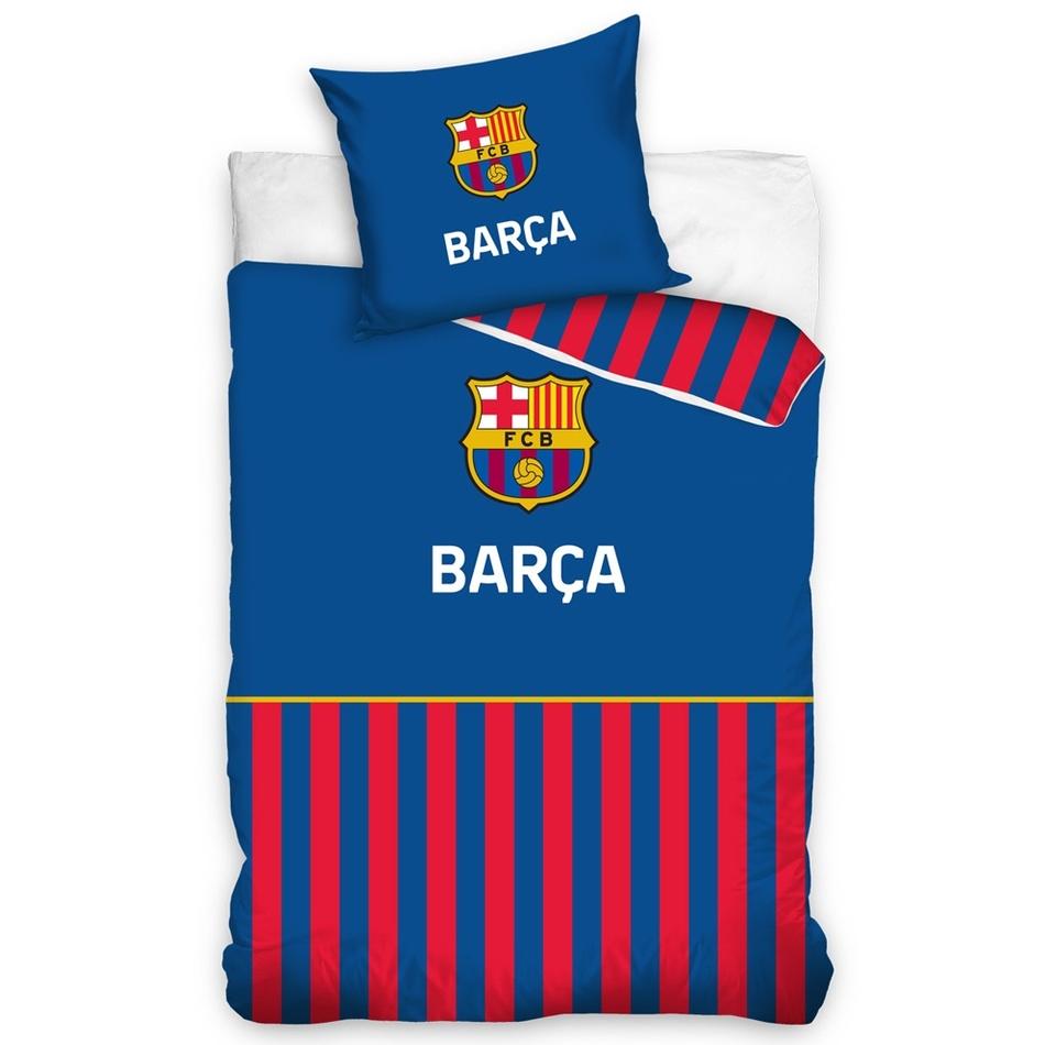 Bavlnené obliečky FC Barcelona Pajamas