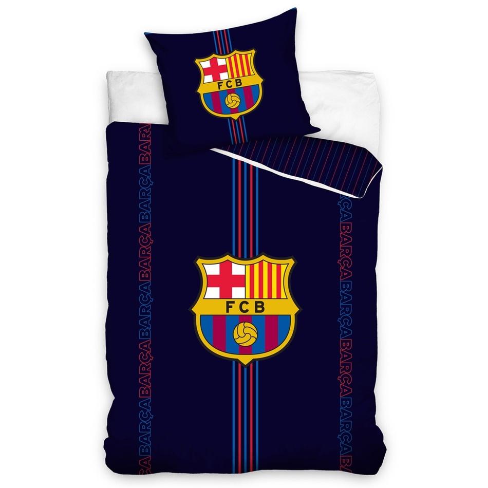 Bavlnené obliečky FC Barcelona Racing