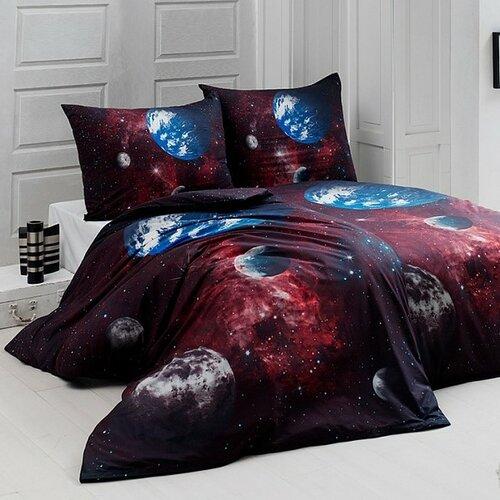 Matějovský Bavlnené obliečky Deluxe Vesmír
