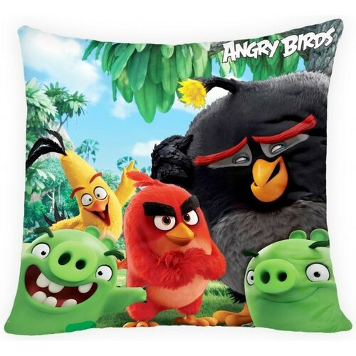 Vankúšik Angry Birds movie